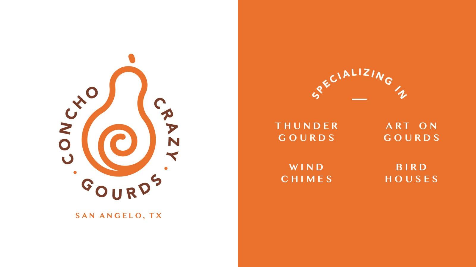 Logos_ConchoCrazyGourds