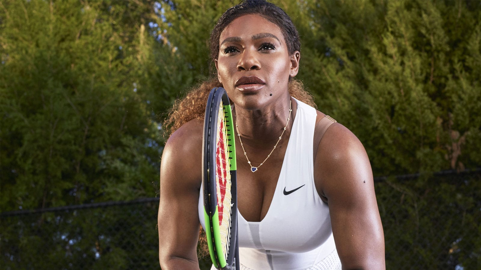 Embrace / Serena Williams